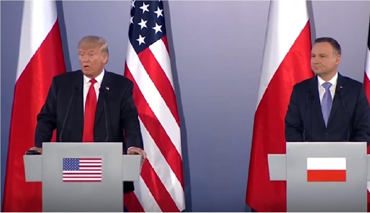 Trump admite posible injerencia de Rusia en elecciones de EEUU
