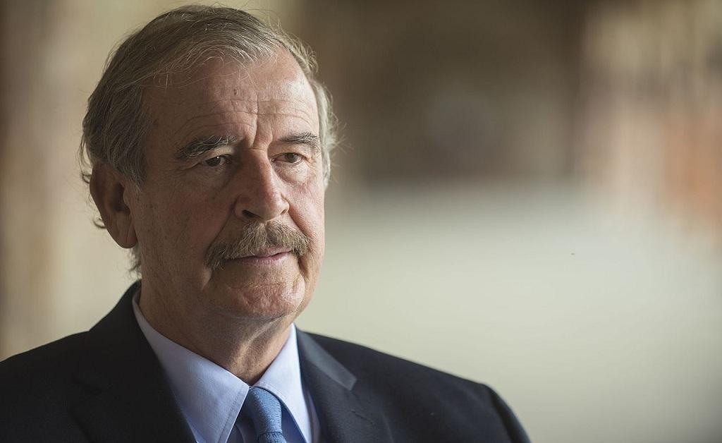 Trump es un 'cabeza hueca' y Maduro, un 'burro': Vicente Fox