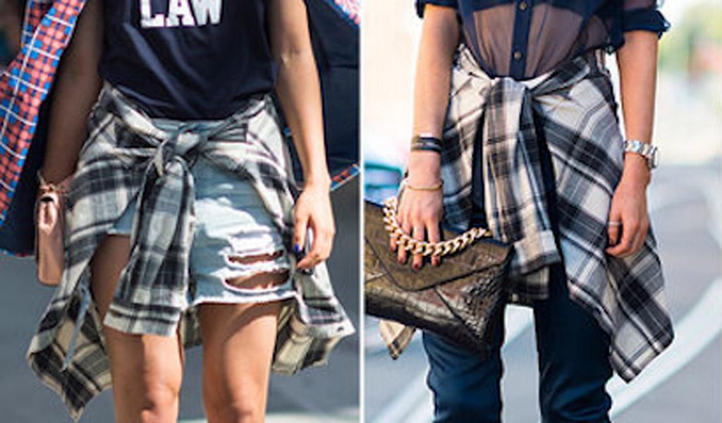 cintura al pantalon