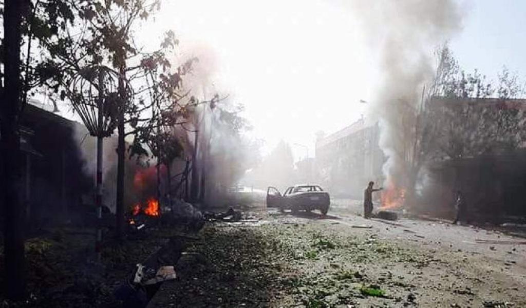 35 muertos por el ataque suicida en Kabul