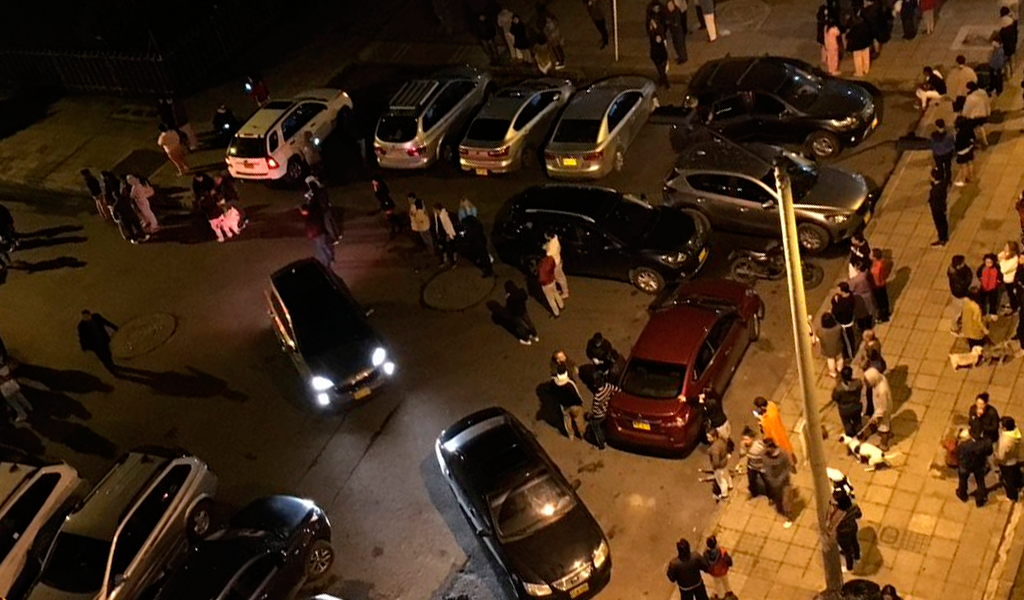 Explosión en edificio deja 29 personas heridas