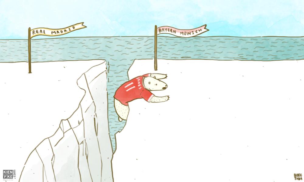 ¡ Sos grande iceberg !