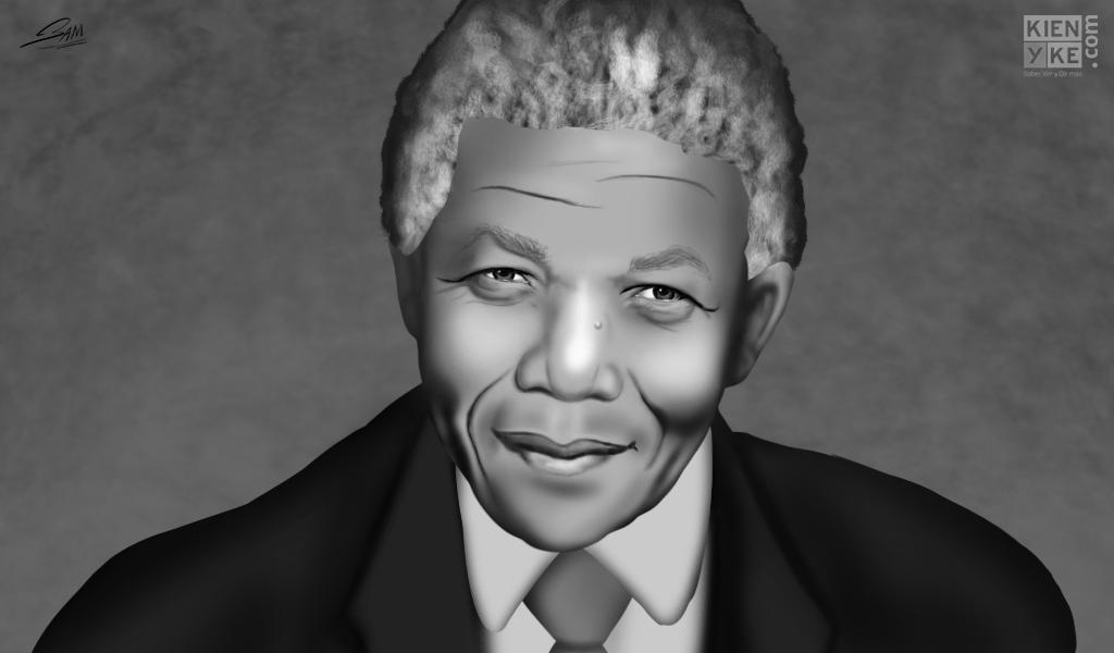Mandela, el hombre que acabó con el Apartheid