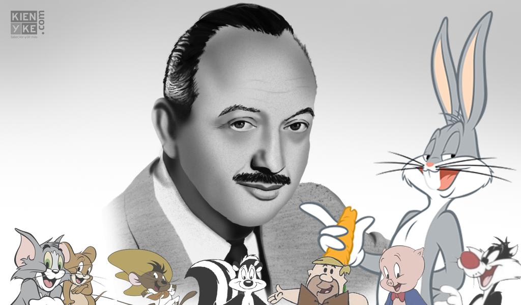 Mel Blanc, el alma de los Looney Tunes