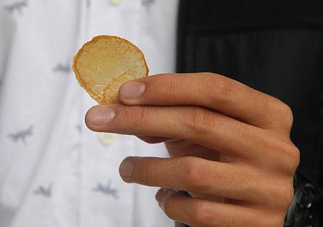 Snacks de Yacón aptos para diabéticos