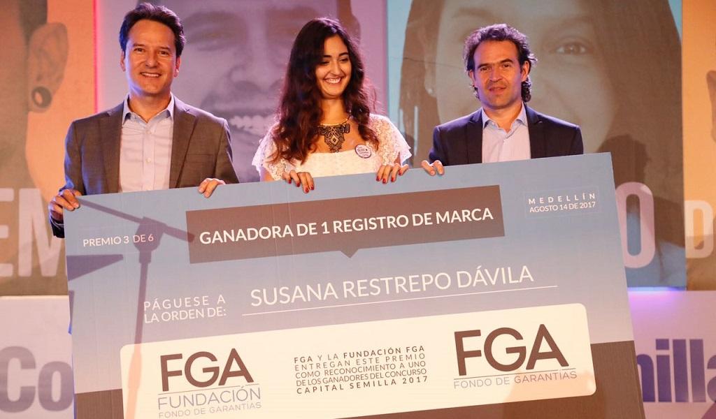 Medellín premió a los 100 mejores de Capital Semilla