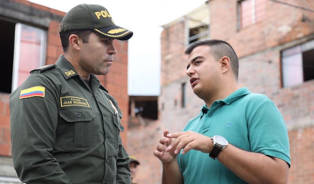 Secretario de Seguridad habló sobre homicidios en Medellín