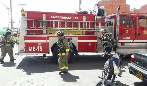Bomberos de Bogotá se preparan para visita del papa Francisco
