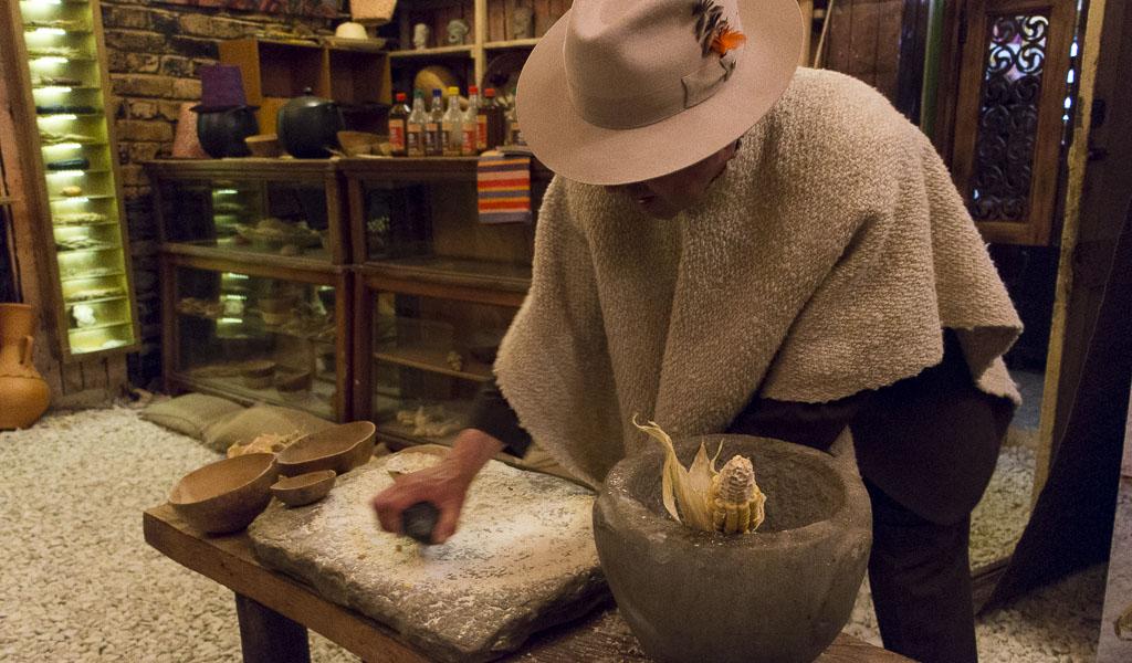Detrás de la práctica ancestral de hacer Chicha