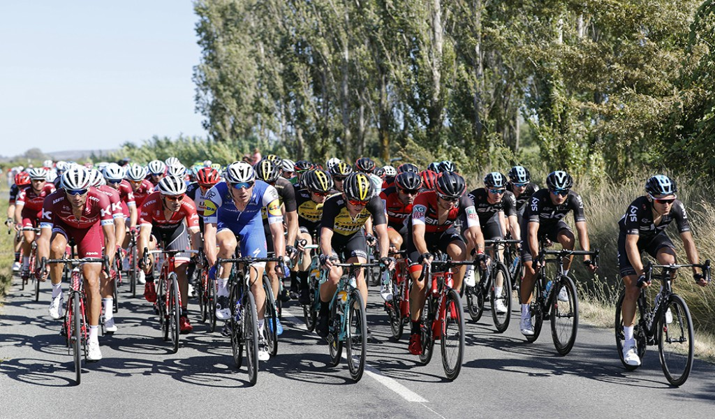Etapa 3 Vuelta España