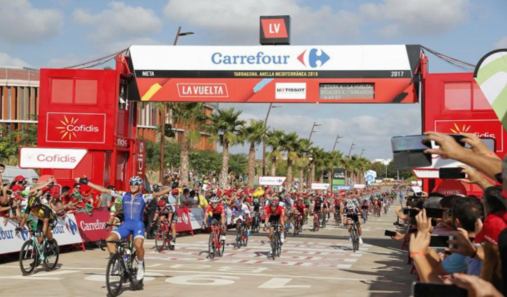 Etapa Vuelta a España etapa 5