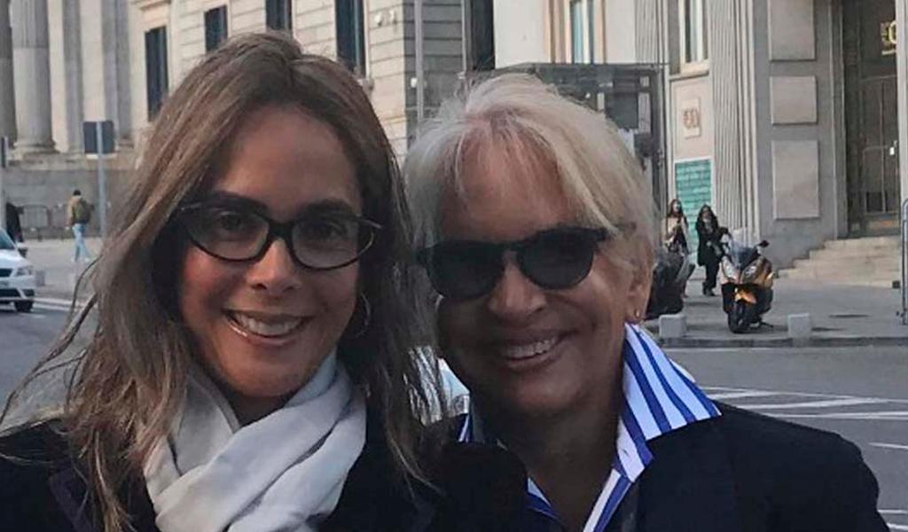 Foto: Instagram / exministras Gina Parody y Cecilia Alvarez