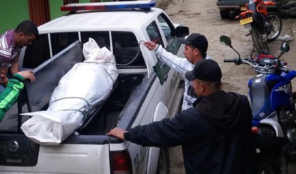 Miliciano de las Farc fue asesinado en Ituango