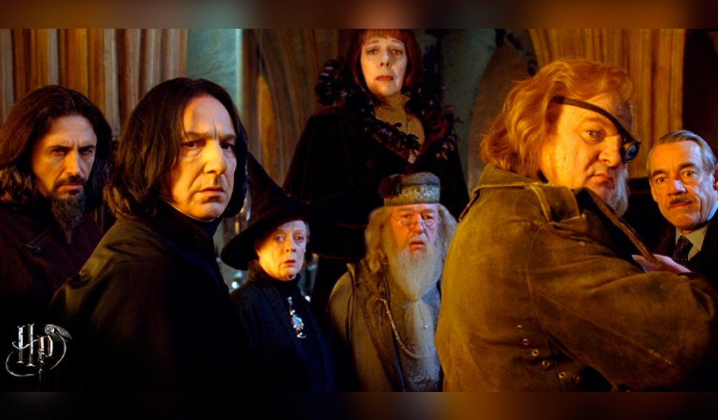 Hardy y otros diez actores de Harry Potter que han muerto