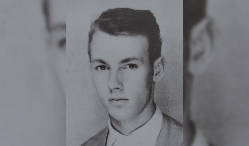 Peter Fechter, el primer muerto en el Muro de Berlín