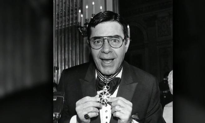 Jerry Lewis falleció a los 91 años en su casa de Las Vegas