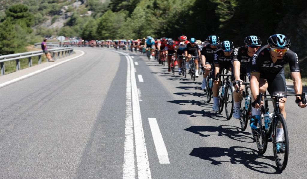 La Vuelta clasificación general e4