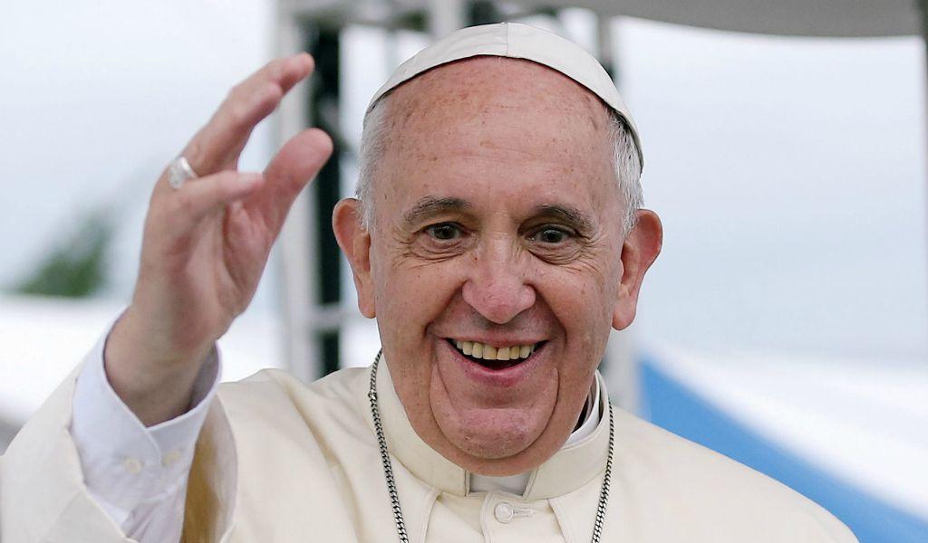 Esta es la canción con la que Bogotá recibe al Papa