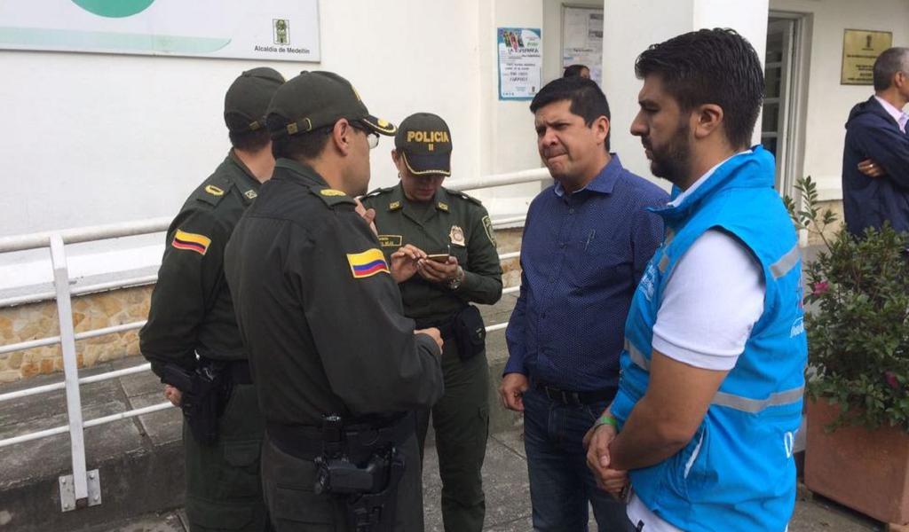 A 44 llegó la cifra de homicidios en Medellín