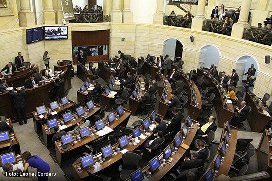 Aprobado en primer debate presupuesto para 2018