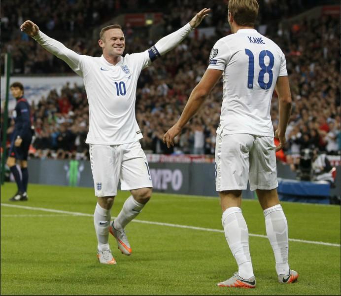 Wayne Rooney 2017