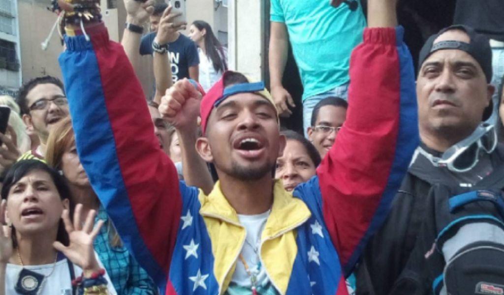 El violinista Wuilly Arteaga fue liberado en Venezuela