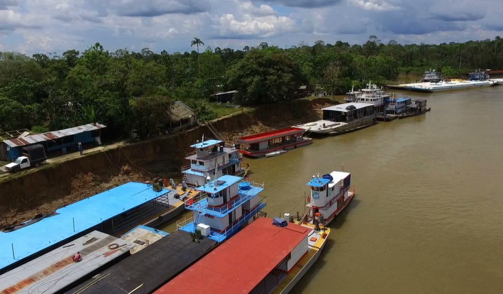 Amazonas, libre de basura electrónica