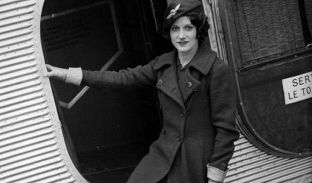 Ellen Church, la primera azafata de la historia
