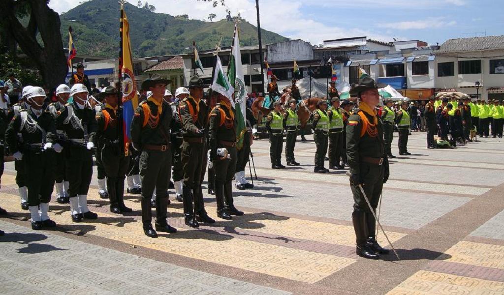 Caldas quiere un nuevo comando de Policía departamental