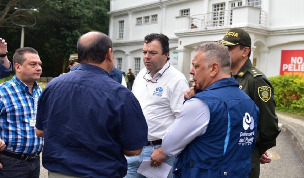 """Carlos Negret: """"El Estado debe llegar a Altavista"""""""