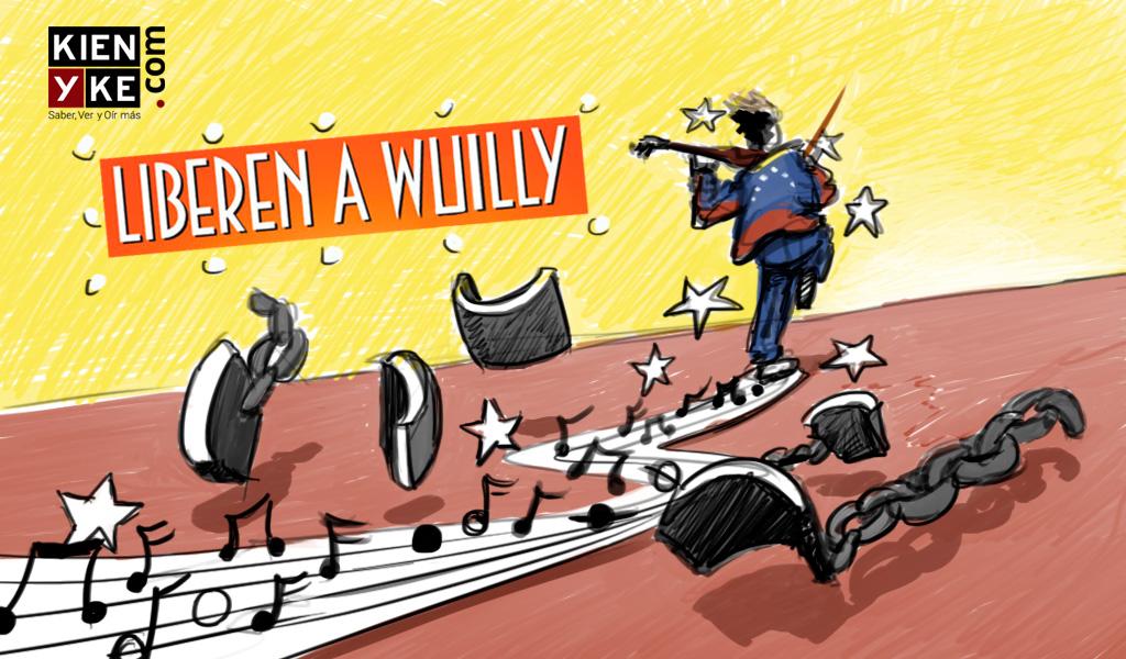 El violinista de la libertad