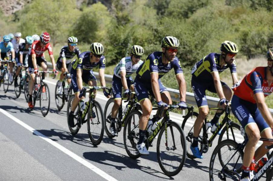 Esteban Chaves Vuelta España
