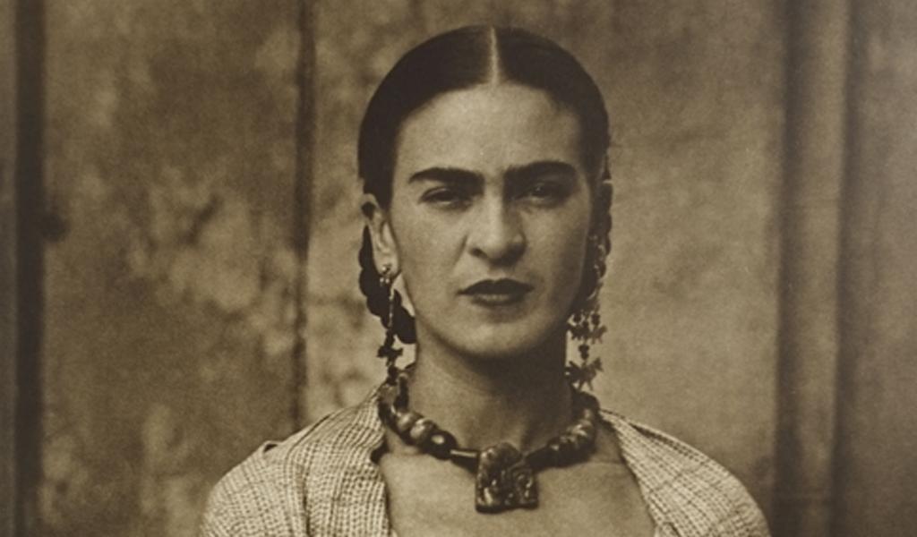 Aparece obra nunca antes vista de Frida Kahlo