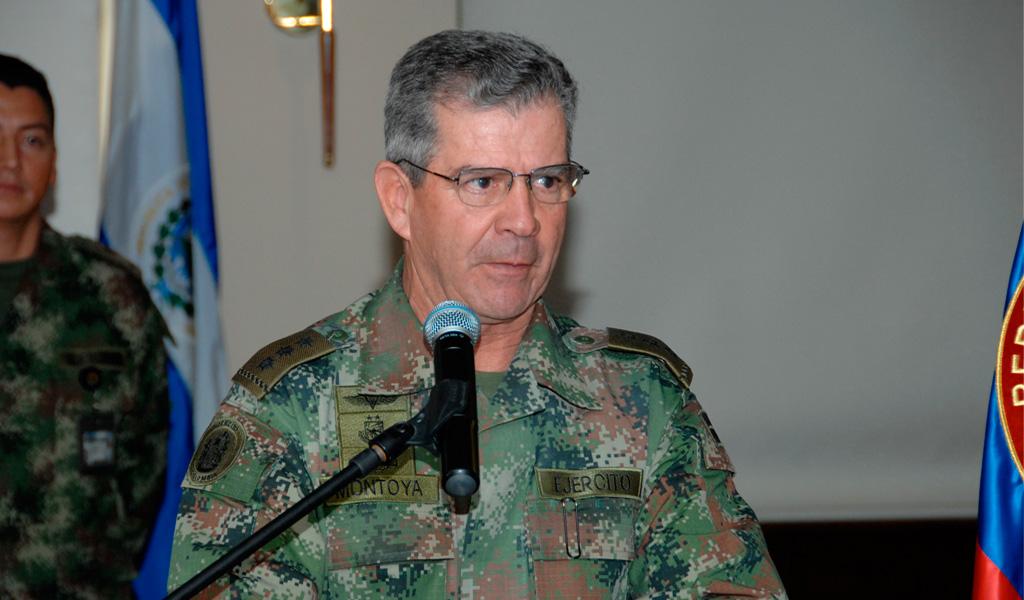 Este es el expediente contra el General Mario Montoya