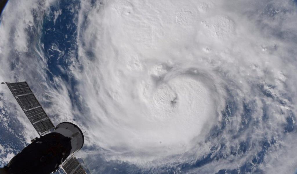 Huracán Harvey llega a costas de Texas