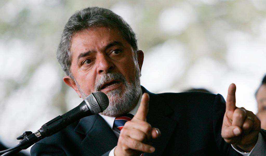 ¿Lula da Silva regresa a la política?