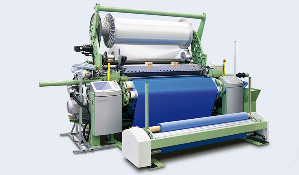 El complejo estado de la industrial textil en Bogotá
