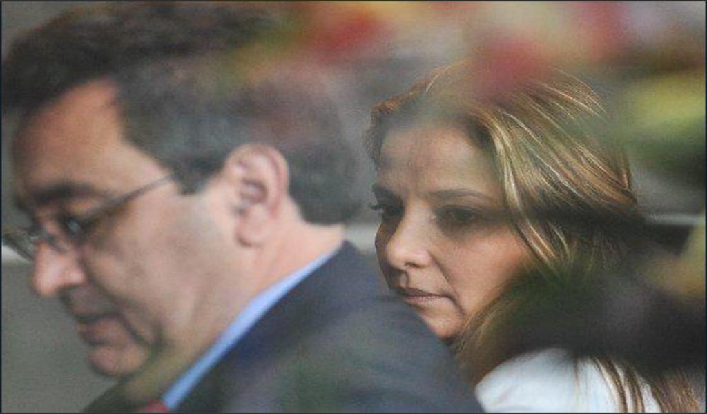 Archivan investigación contra esposa del exmagistrado Pretelt