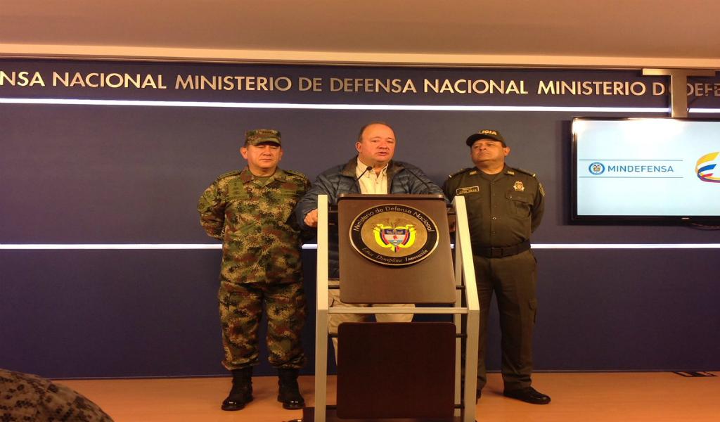 """Mindefensa: """"29 mil hectáreas de coca han sido erradicadas"""""""