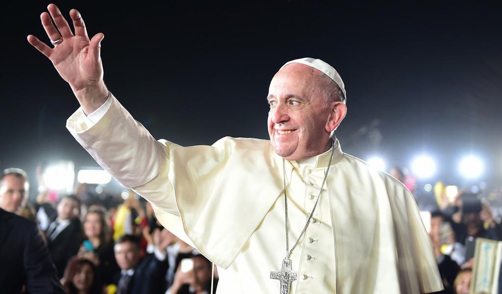 Gobierno descarta encuentro entre Farc y Papa