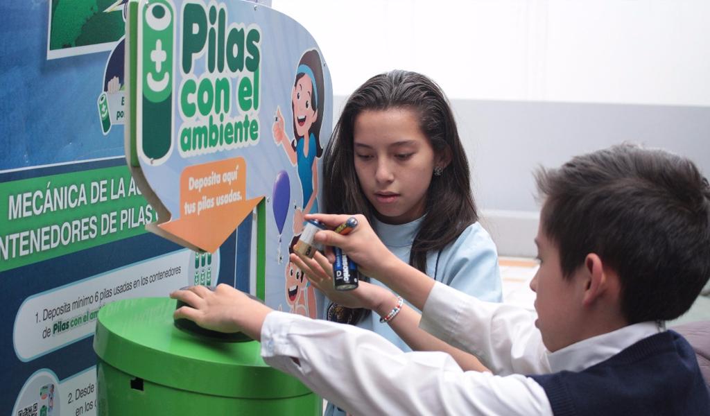 'Pilas con el Ambiente' busca la participación de niños y jóvenes