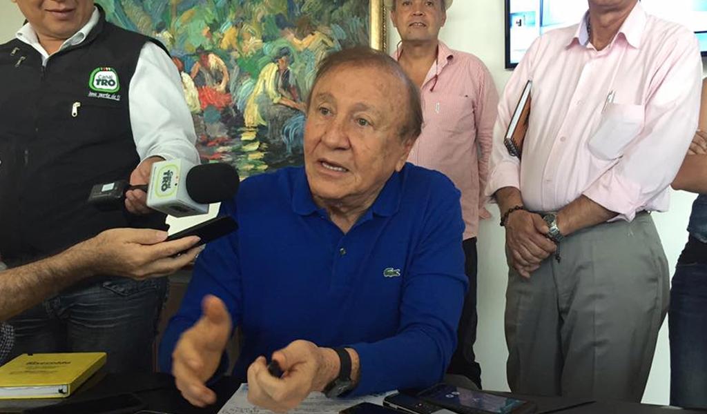Se cayó el proceso de la revocatoria del Alcalde de Bucaramanga