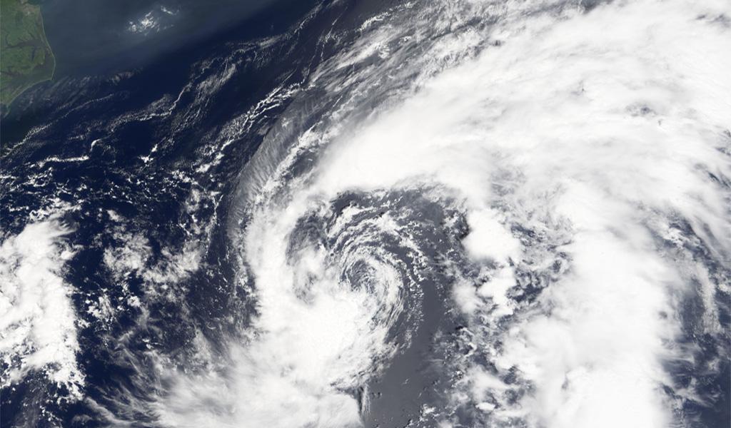 Tormenta tropical Harvey pasará por Colombia este fin de semana
