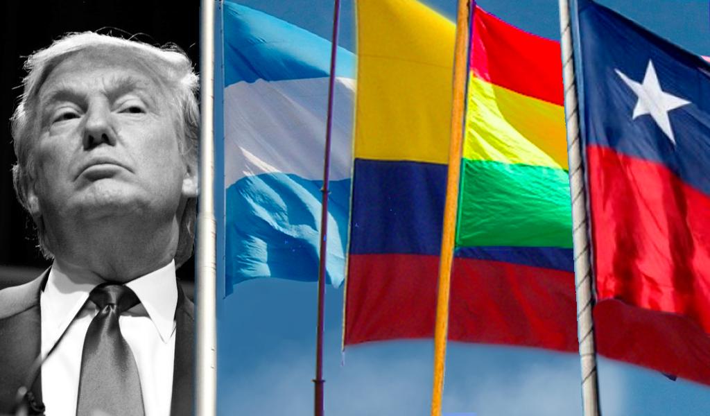 Estos países apoyan a Venezuela frente la amenaza de EE.UU.