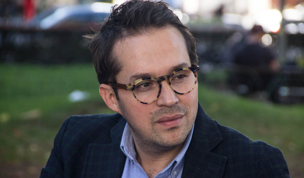 Juan Sebastián Rozo, el joven viceministro que derriba barreras