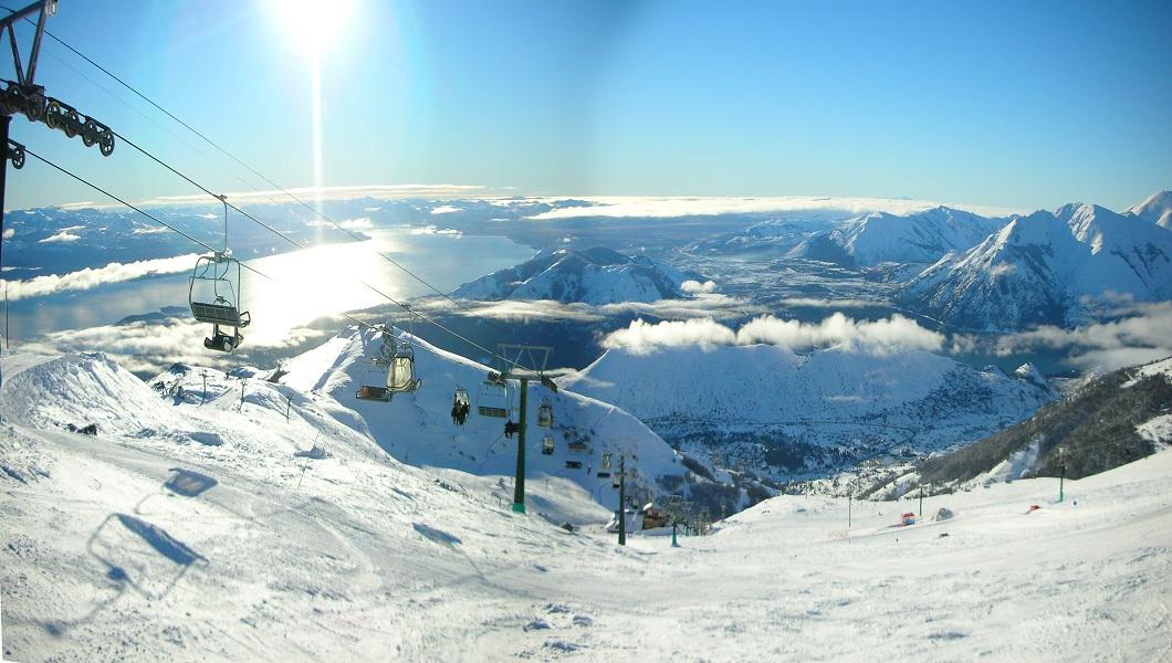 Bariloche: un destino cercano para disfrutar la nieve