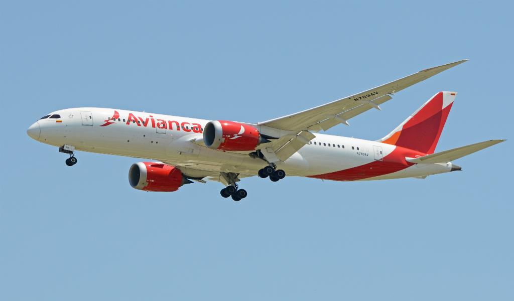 Avianca congela venta de tiquetes por amenaza de paro