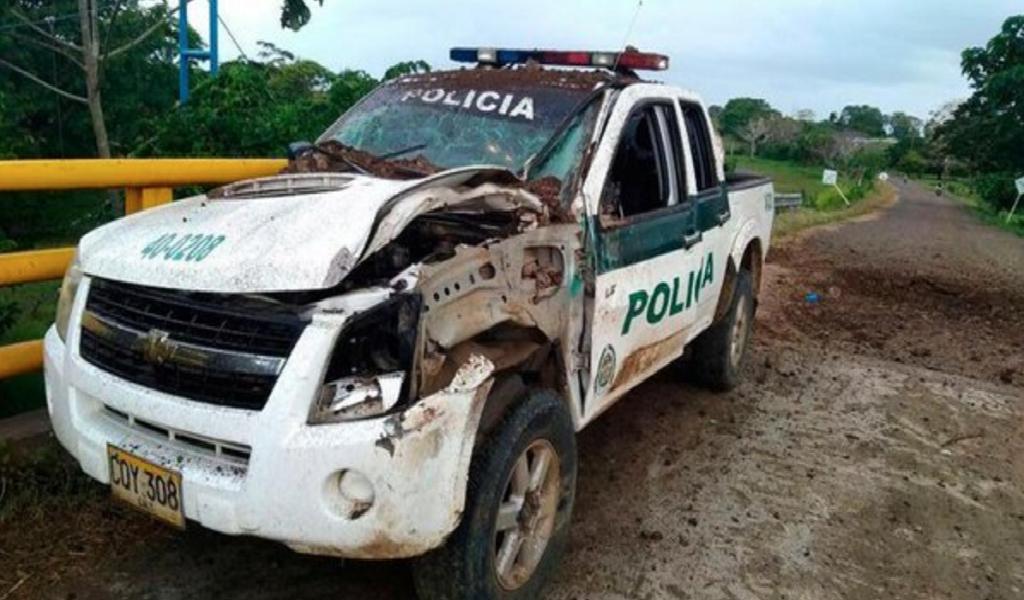 Dos uniformados muertos deja ataque en Córdoba