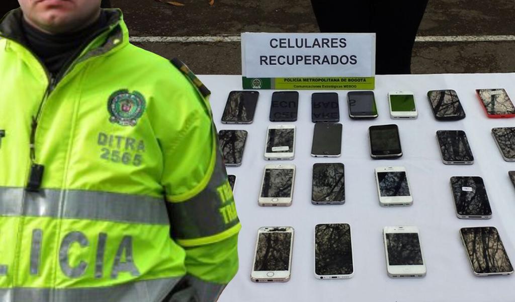 Lanzan plataforma para celulares robados en Cali
