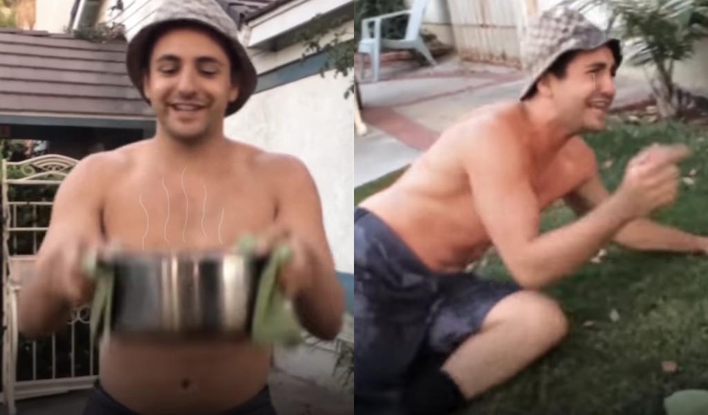 'Hot water challenge', nuevo y peligroso reto viral
